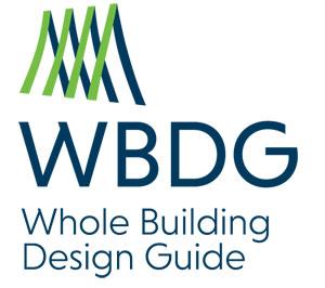 WBDG logo.