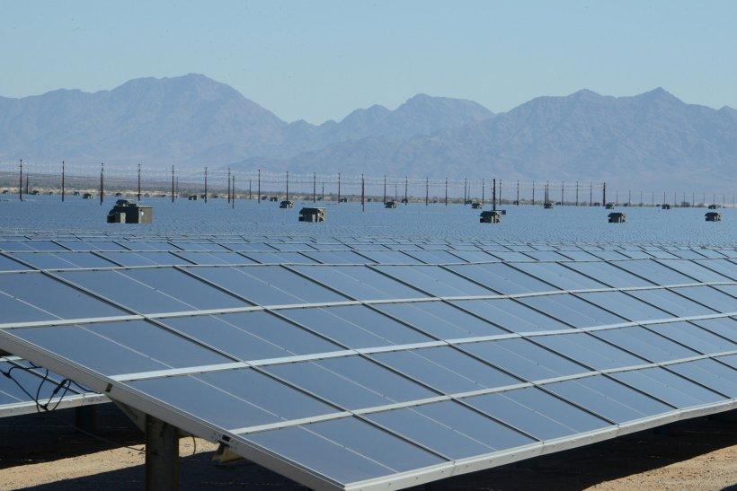 Desert Sunlight solar farm