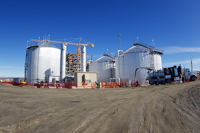 Non-radioactive liquid waste disposal (NLD) system's air stripper towers at WTP