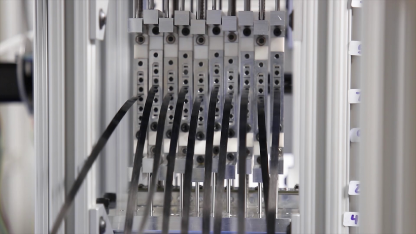 Georgia Institute of Technology's WEAV3D manufacturing technology