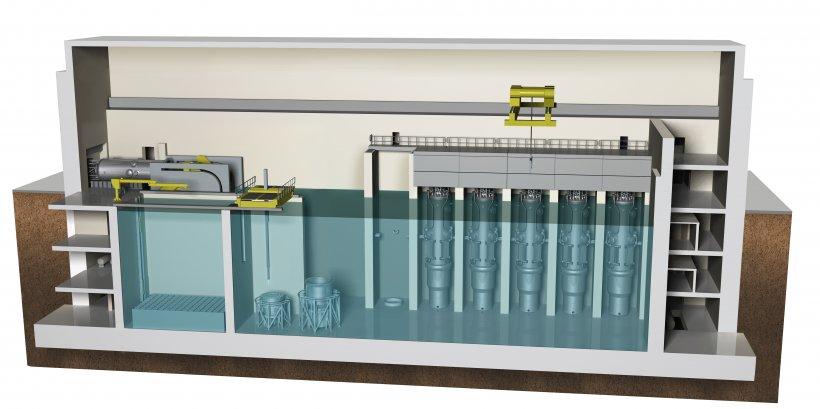 NuScale Reactor Building