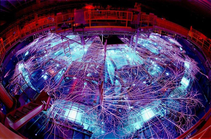 NNSA's Sandia National Laboratories Z-Machine
