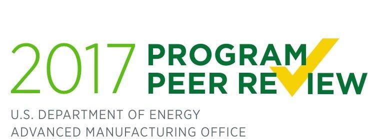 AMO Peer Review, June 13-14, 2017