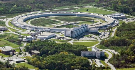 Argonne National Laboratory in Argonne, Illinois
