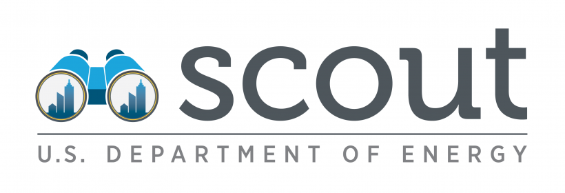 The Scout logo.