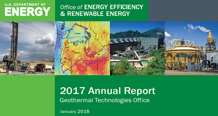 2017 Geothermal Annual Report image