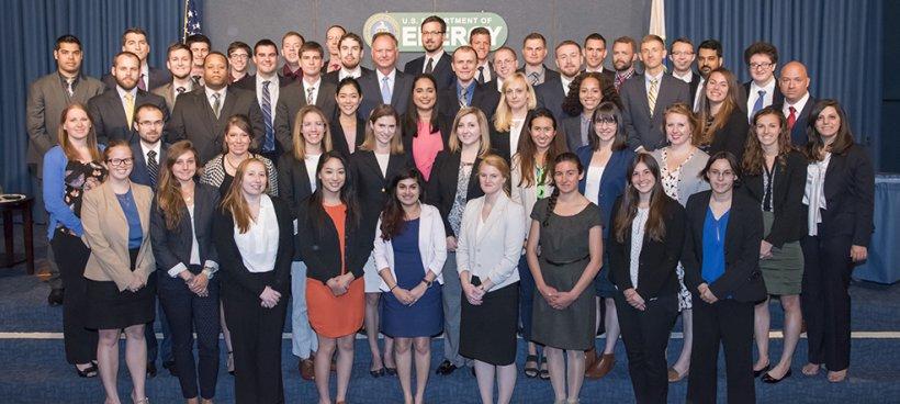 Members of the NNSA Graduate Fellows Program