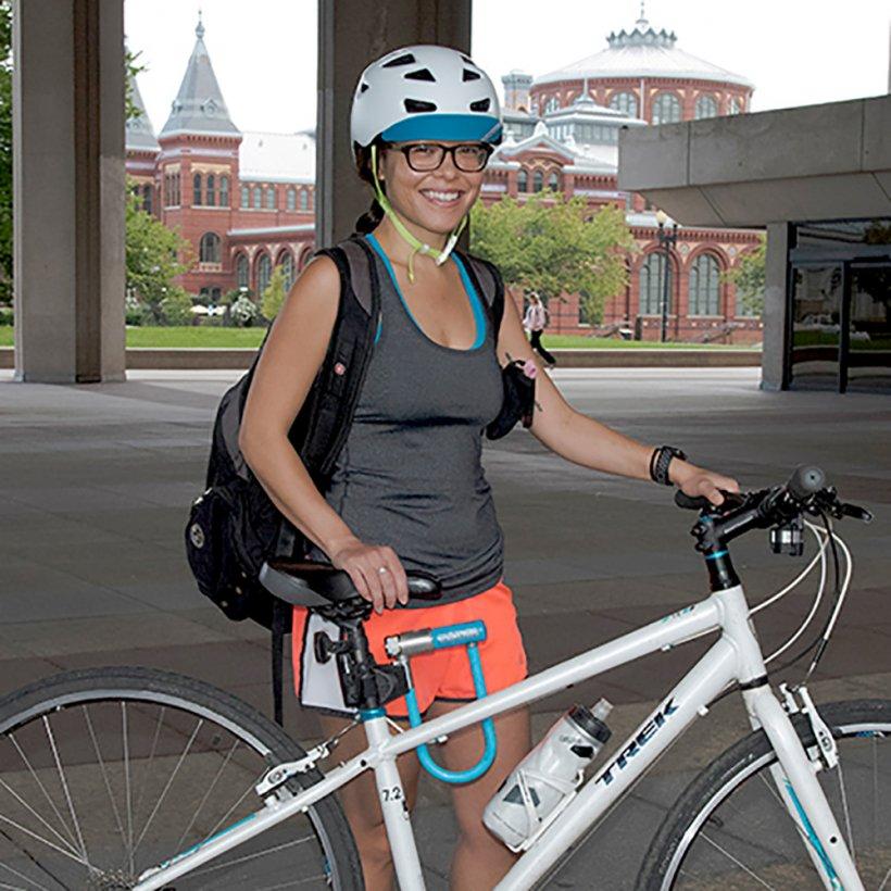 Bike to Work Day at NNSA