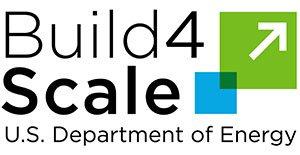 U.S. Department of Energy Build4Scale Logo