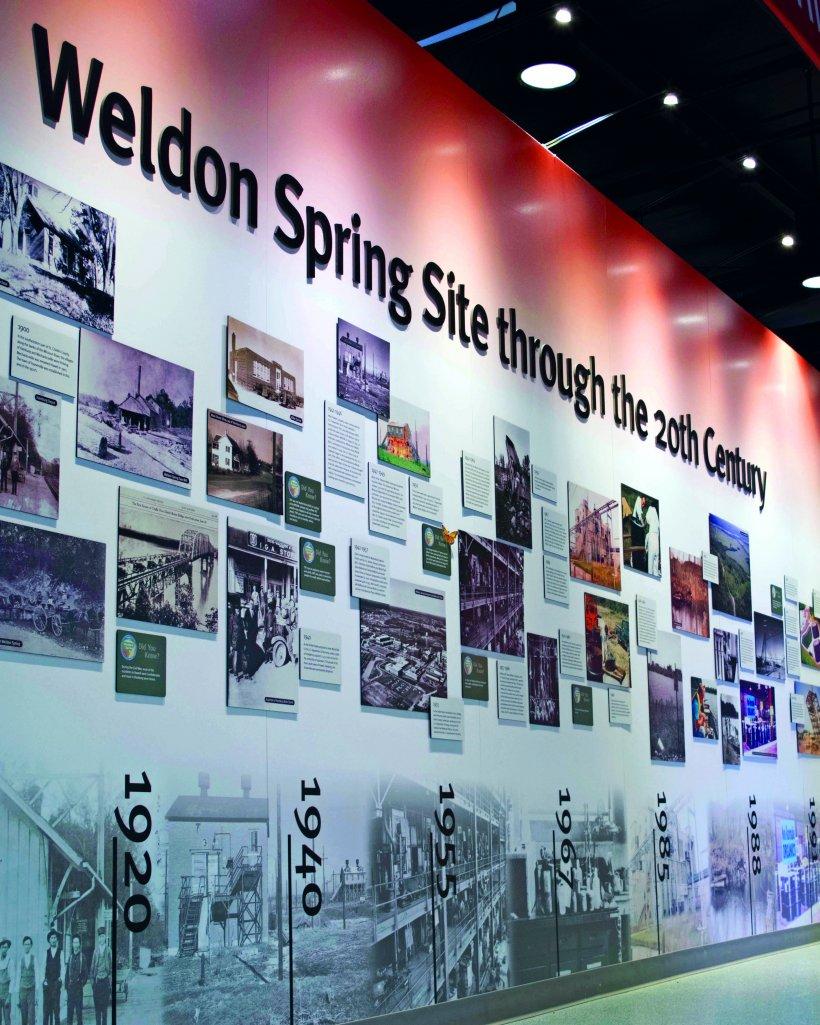 Weldon Spring, Missouri, Site