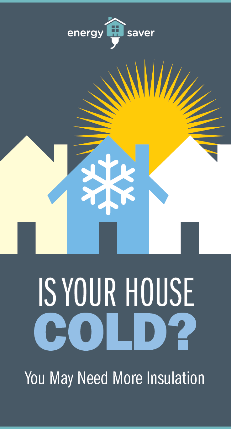 Is Your House Cold? You May Need More Insulation | EnergySaver.gov