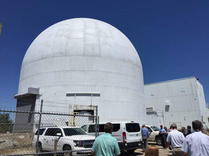 Piqua, Ohio, Decommissioned Reactor Site