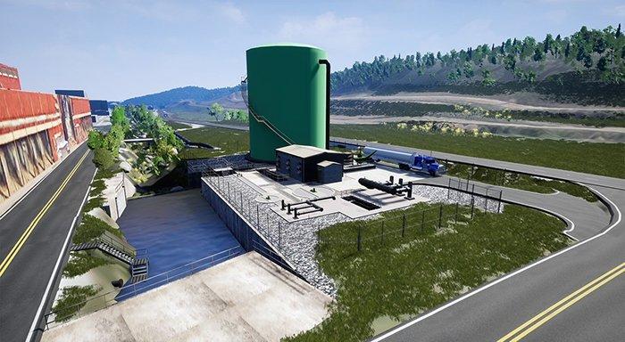 DOE's Oak Ridge Office of Environmental Management (OREM) site.