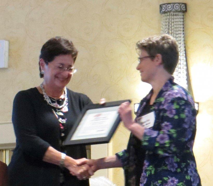 Alison Silverstein (NASPI Project Manager) & Dr. Alexandra von Meier (CIEE, UC Berkeley)