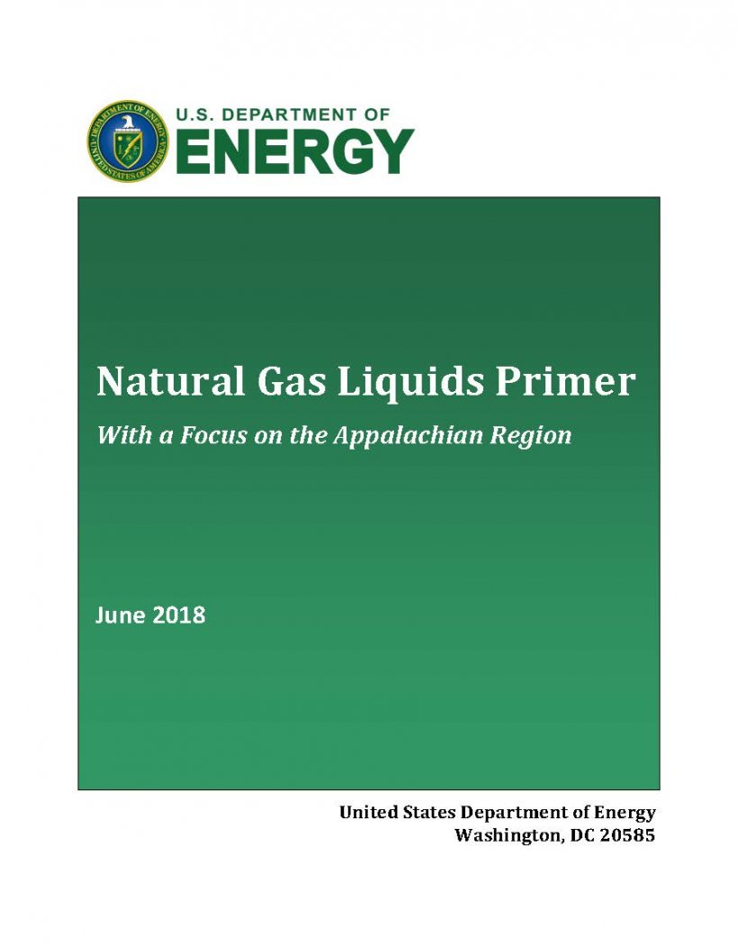 Natural Gas Liquids Primer