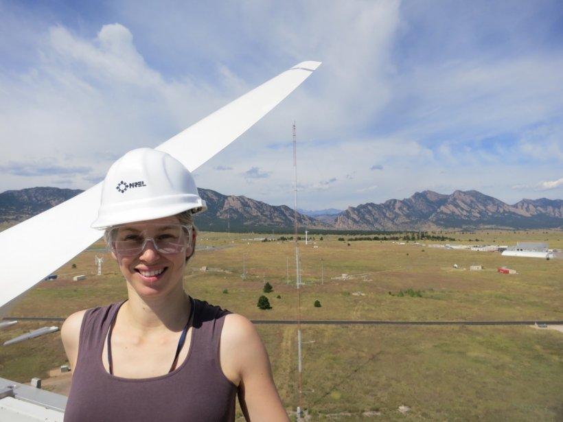 Caroline Draxl, Senior Researcher, National Wind Technology Center, National Renewable Energy Laboratory.