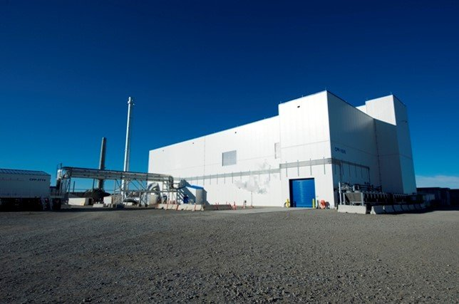 Integrated Waste Treatment Unit