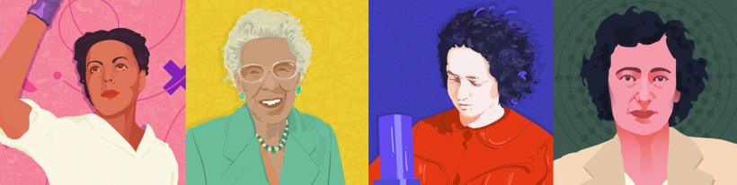 Women In STEM poster series: part 3