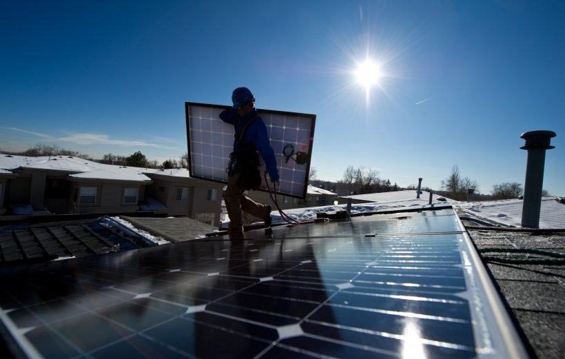 Solar Install in Colorado
