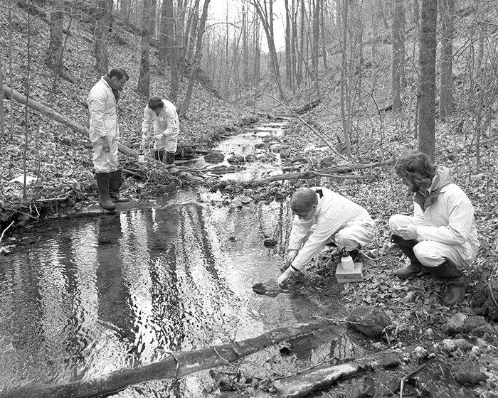 OREM explores the history and accomplishments of the DOE Oak Ridge National Laboratory's Aquatic Ecology Lab.