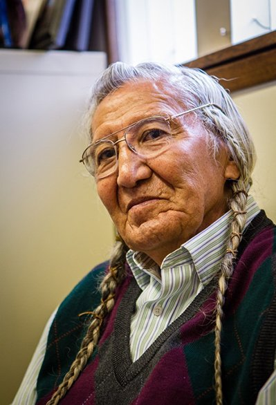 Dr. Russell Jim, a Yakama Nation elder and State and Tribal Government Working Group founder, died last year. Participants in last week's State and Tribal Government Working Group spring meeting reflected on his legacy.