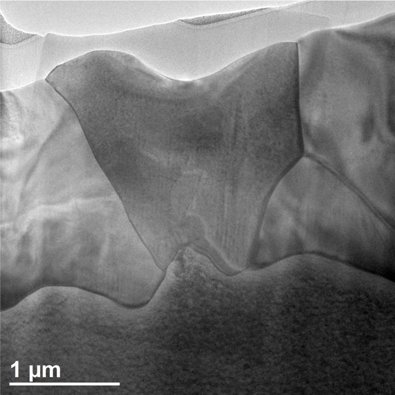 Applying a film of superconducting niobium-tin to the inside of an accelerating cavity increases its quality factor—a measure of its efficiency—at a temperature of about -452F (4 Kelvin) by a factor of 10 compared to prior performance.