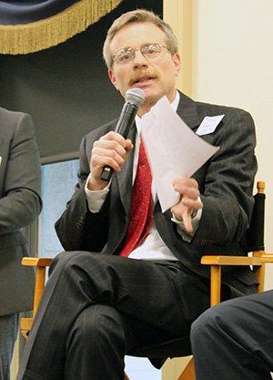 Mark Senderling, EM deputy assistant secretary for waste and materials management.