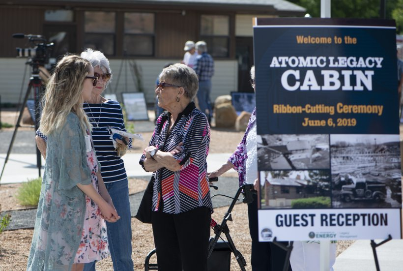 LM Unveils the Atomic Legacy Cabin