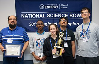2019 3rd Place, Goverenor's School for Science