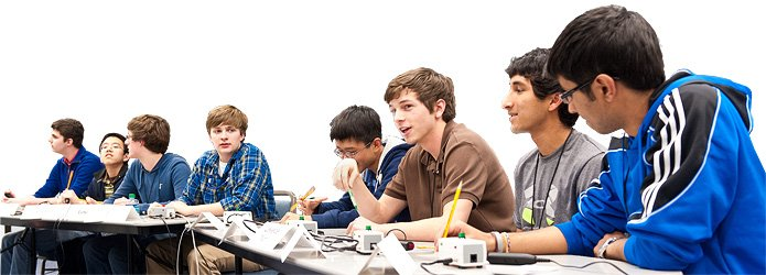 Science Bowl Students