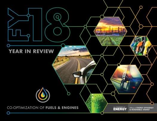 Cover of Co-Optima report.