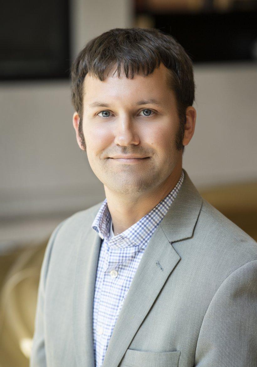 David Walter Portrait