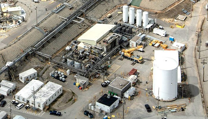 After 11 years of removing cesium, strontium, and actinides from radioactive salt waste at the Savannah River Site, the Actinide Removal Process and Modular Caustic Side Solvent Extraction Unit (MCU) facilities have completed their mission.