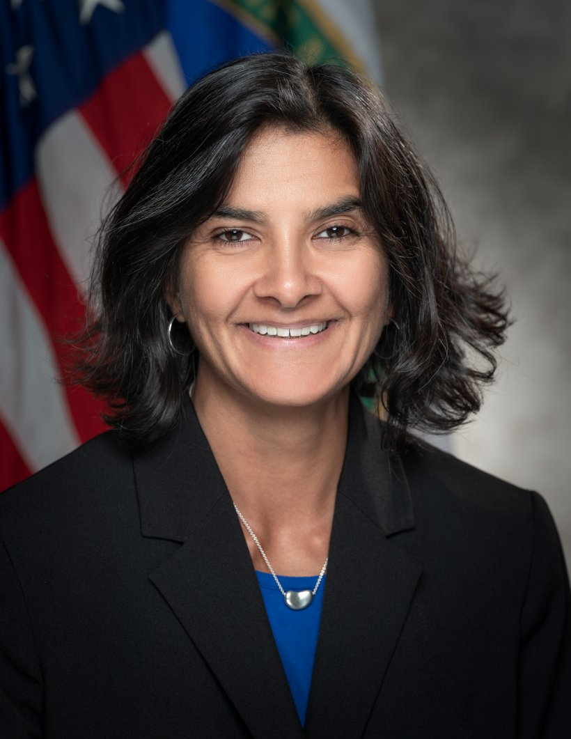 photo of Dr. Rita Baranwal