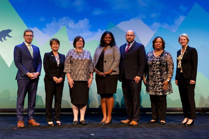 DHS 2019 FEDS Spotlight recipients.