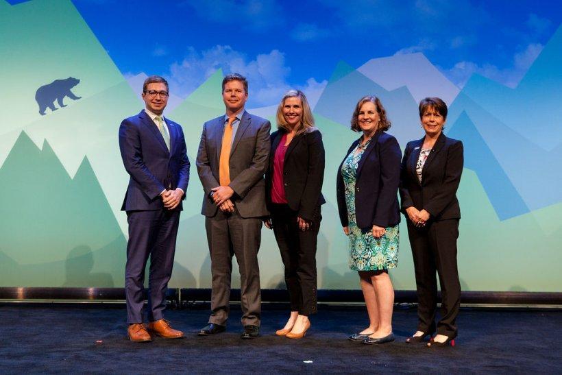DOC FEDS Spotlight recipients.