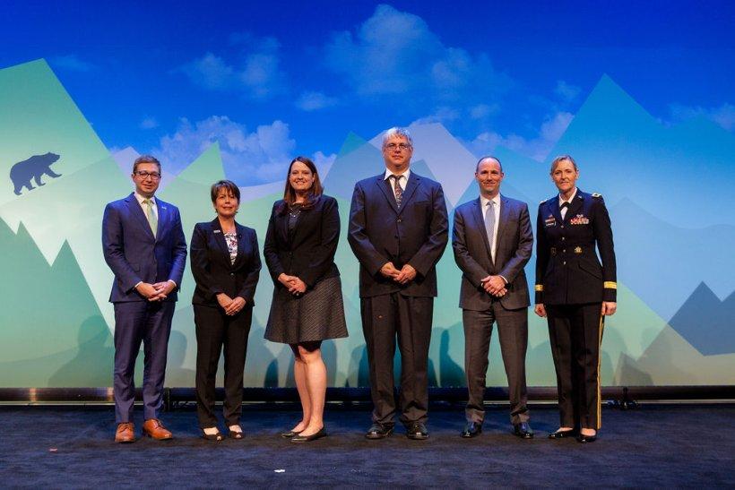 Army 2019 FEDS Spotlight recipients.