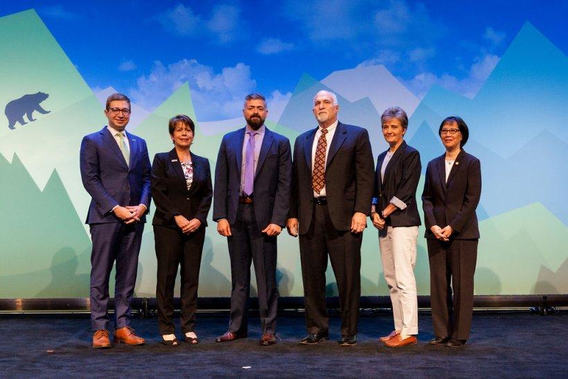 DLA 2019 FEDS Spotlight recipients.