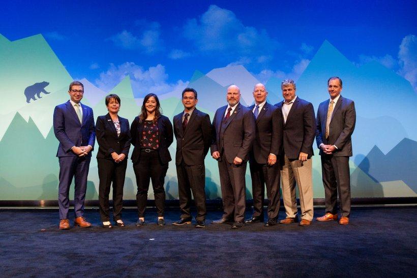 USMC 2019 FEDS Spotlight recipients.