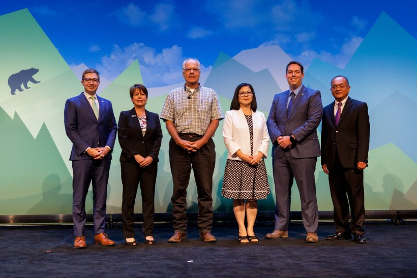 DOJ 2019 FEDS Spotlight recipients.