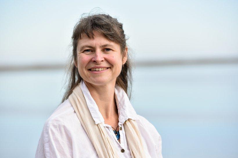 Dr. Genevra Harker-Klimeš works at PNNL.