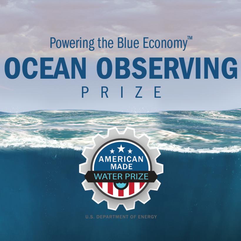 ocean observing prize logo