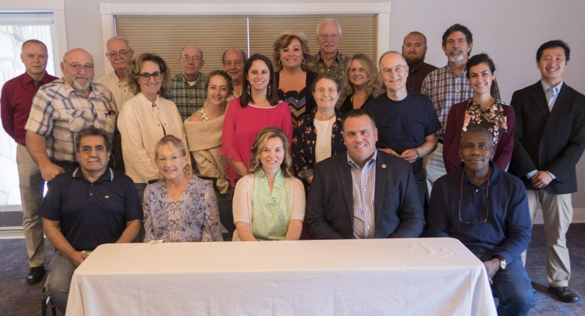 FY 2019 Oak Ridge Site Specific Advisory Board group photo