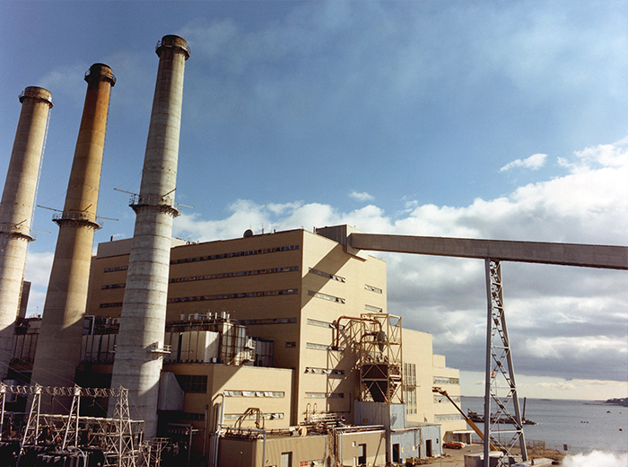 Industrial sector photo