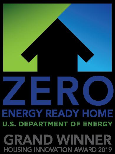 The Housing Innovation Award Grand Winner logo.