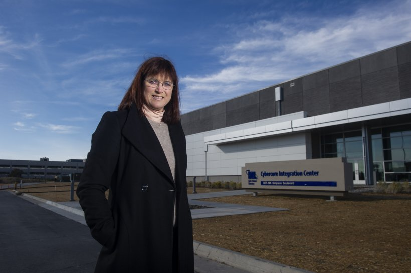 Charmaine Sample works as a cybersecurity research officer at Idaho National Laboratory.