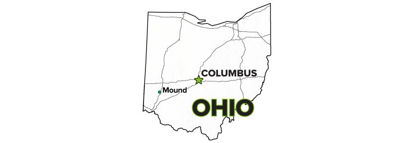 The Mound, Ohio, Site operated from 1948 to 2003 as part of the U.S. Atomic Energy Commission and later the U.S. Department of Energy (DOE).
