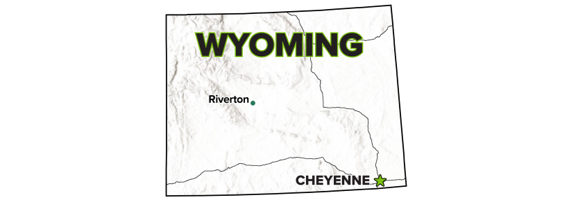 Riverton, Wyoming, Processing Site