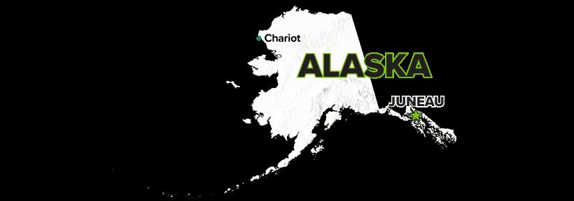 Chariot, Alaska, Site Map