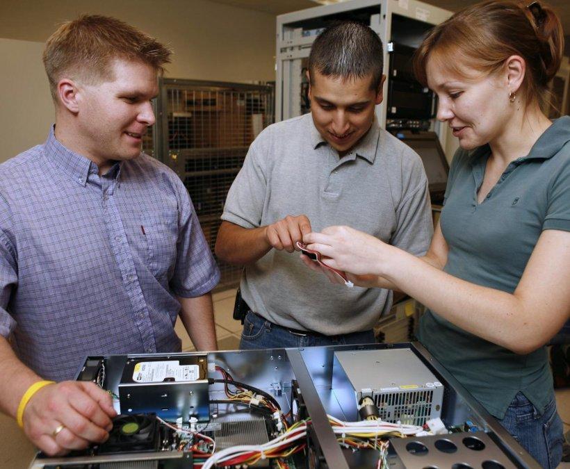 LANL computing program in New Mexico.